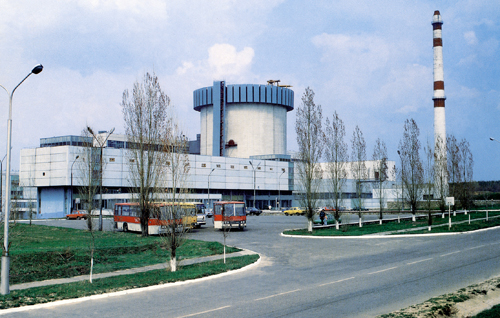Novovoronezh Nuclear Power Plant