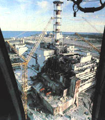 Photo:Chornobyl Unit 4