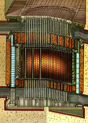 Insp  Reactor Core Photos