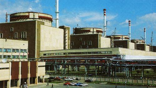 INSP: Balakovo Nuclear Power Plant