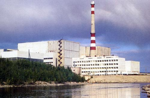 Four reactors at Kola nuclear power plant